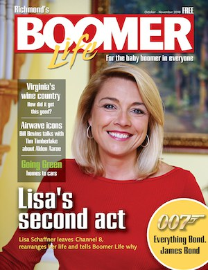 Ray McAllister remembers Lisa Schaffner, and her introduction in this, the Boomer October-November 2008 issue