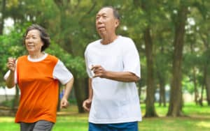 Is running a good way to lose weight? Image