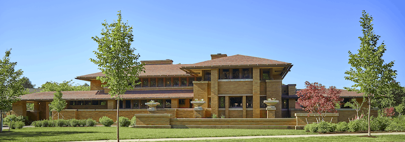 The Martin House. Image by Biff Henrich