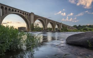 The James River Image