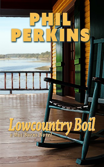 Lowcountry Boil book cover Phil Perkins