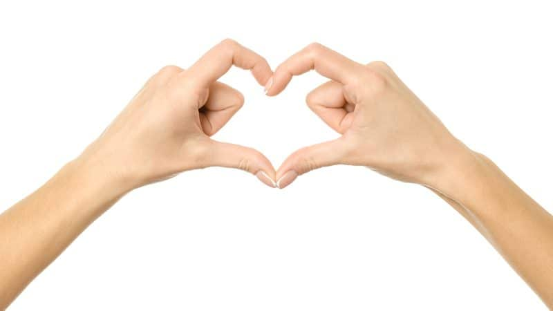 hands and heart Iurii Stepanov dreamstime. For article on Hands and Hearts Working Together Image