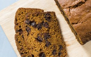 Pumpkin Bread with Chocolate Chips, from America's Test Kitchen Image