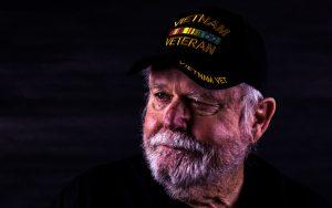 Vietnam veteran Image